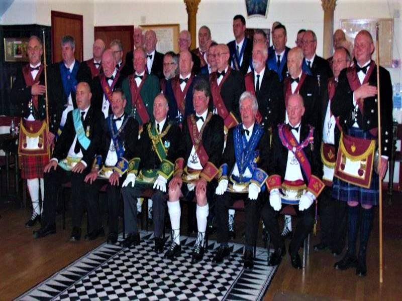 St. Thomas Meeting, Arbroath