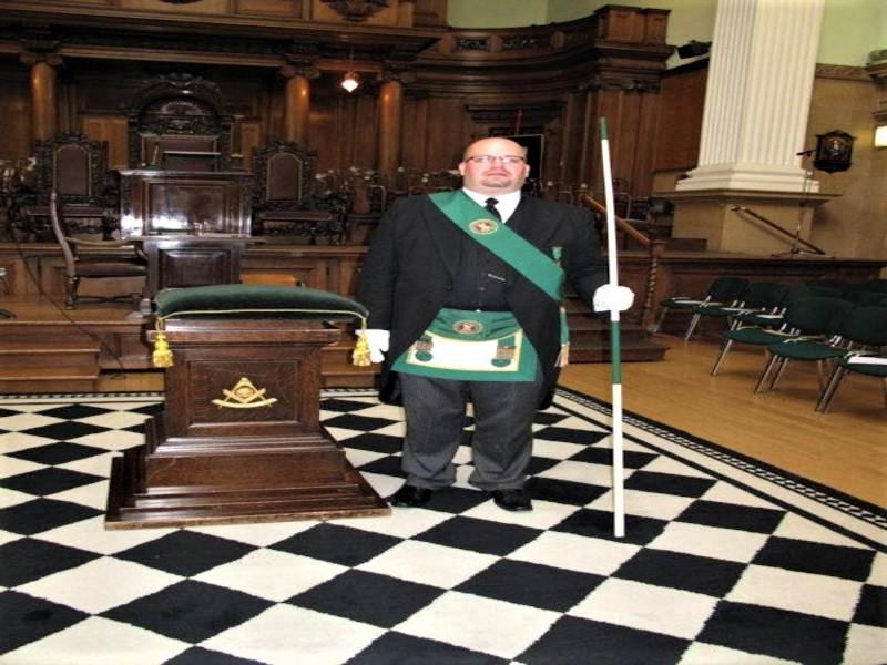 Grand Lodge Regular Communication