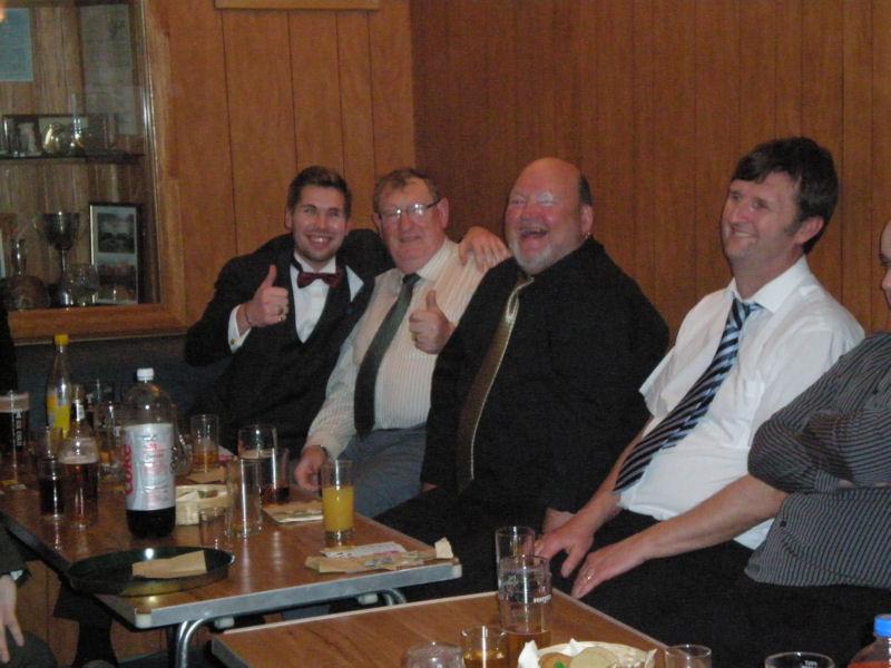 Senior Members Burns Supper